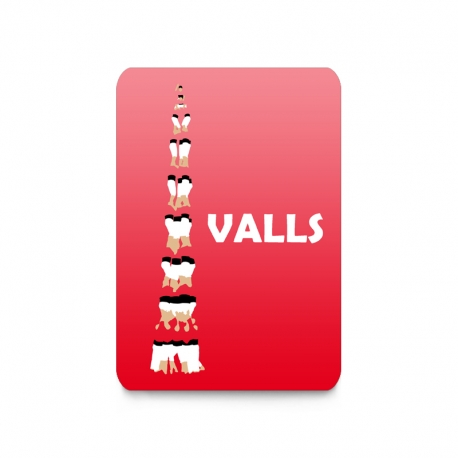 Imant flexible Valls