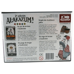 "Joc de taula ""Alakazum"""