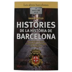 Llibre Històries de la història de Barcelona