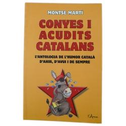 Llibre Conyes i acudits catalans