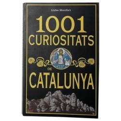 Llibre 1001 Curiositats de Catalunya