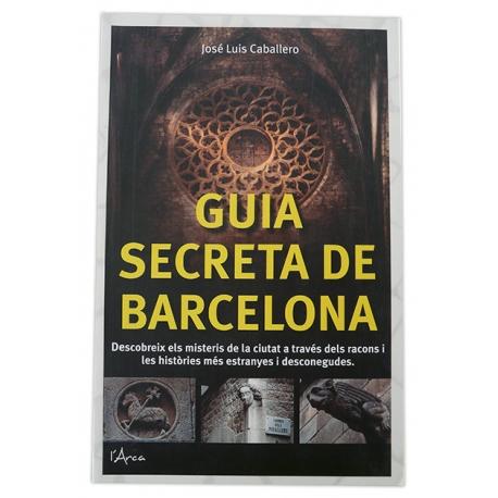 Llibre Guia secreta de Barcelona