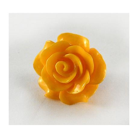 Pin Rosa groga