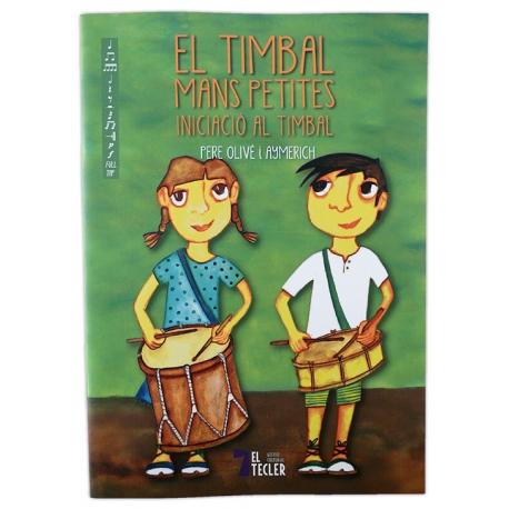 Llibre Timbal 1. Mètode i repertori per a timbal mans petites