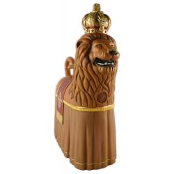Figura de goma reproducció del lleó de Barcelona