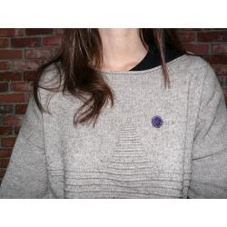 Pin Rosa feminista