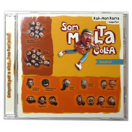 CD SOM MOLTA COLLA