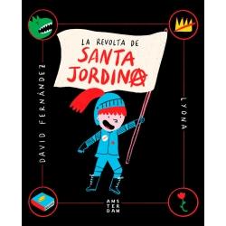 Llibre La revolta de santa Jordina