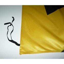 Bandera llaç groc suport presos polítics catalans