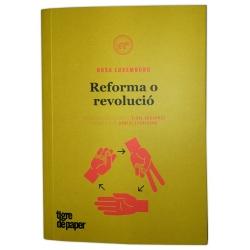 Llibre Reforma o revolució
