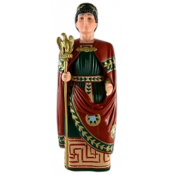 Figura de goma del gegant Marc Antoni de Lleida