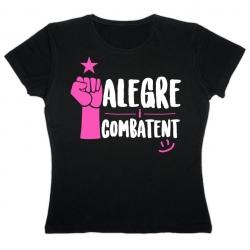 Samarreta dona Alegre i combatent