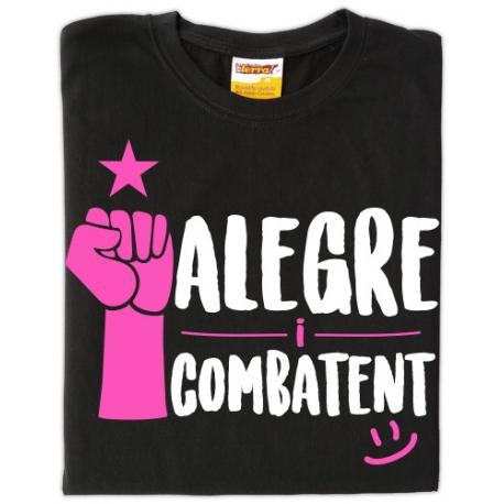 Samarreta Alegre i combatent