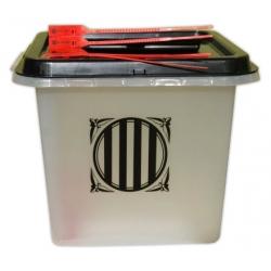 Urna del Referèndum de l'1 octubre de 2017