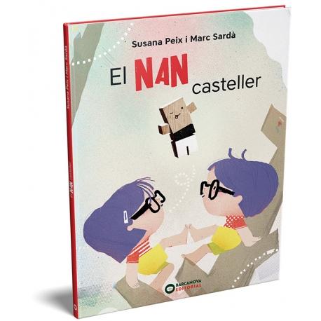 Llibre El Nan Casteller. Col·lecció contes del Nan