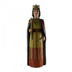 Figura de goma del Gegant vell de Sant Pere de Ribes