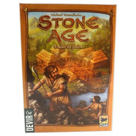 Joc Stone Age - Edició català