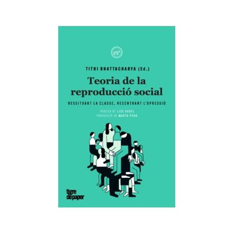 Llibre Teoria de la reproducció social
