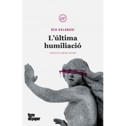 Llibre L'última humiliació