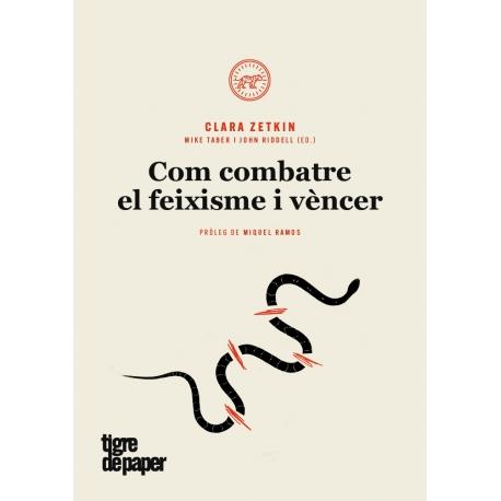 Llibre Com combatre el feixisme i vèncer
