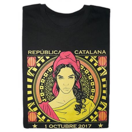 Samarreta República catalana