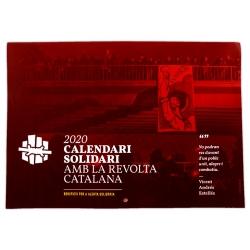 Calendari 2020 d'Alerta Solidària