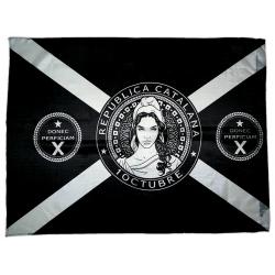 Bandera negre dona República