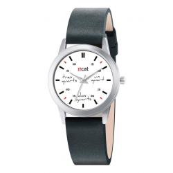 Rellotge Dona Pell Quart i Cinc QC03S
