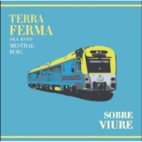 """CD """"Sobre Viure"""" de Terra Ferma"""