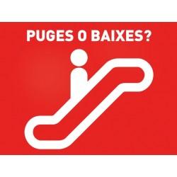 Samarreta Puges o baixes?