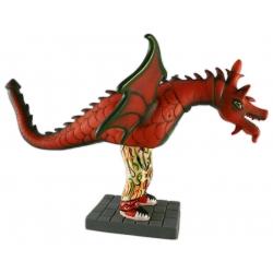 Figura de goma del drac de Sant Roc de Tarragona