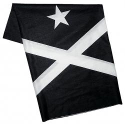 Paravent coll elàstic bandera negra