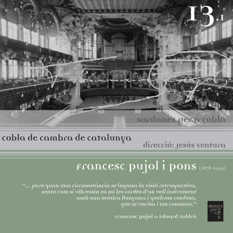 CD Cobla de Cambra de Catalunya - Sardanes per a cobla