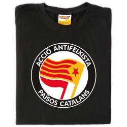 Samarreta Acció antifeixista PPCC