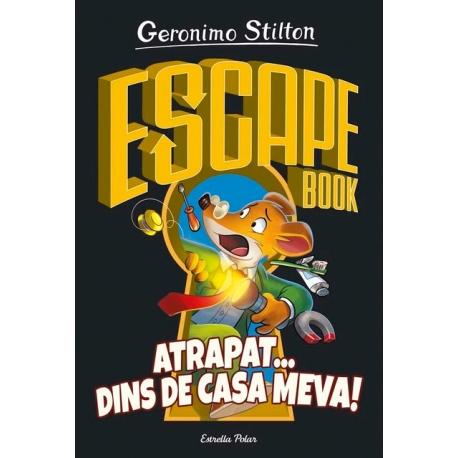 Llibre Escape Book Geronimo Stilton
