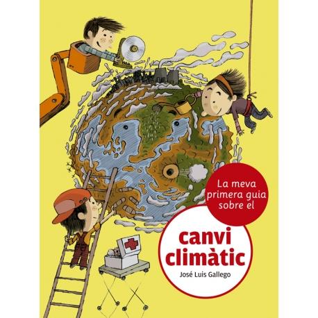 Llibre La meva primera guia sobre el canvi climàtic