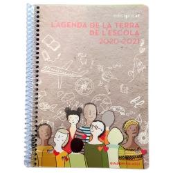 Agenda de la terra de l'escola 2020-2021