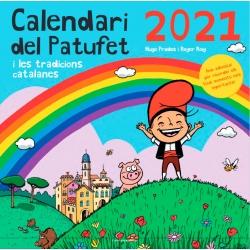 Calendari del patufet 2021 i les tradicions catalanes