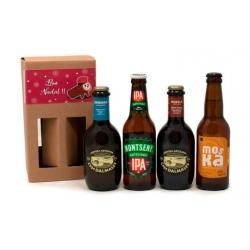 Lot de cerveses artesanes catalanes - TASTETS