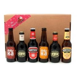 Lot de 6 cerveses artesanes catalanes - TASTETS