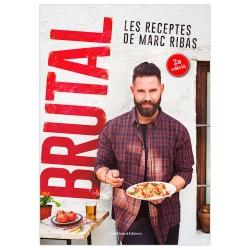 Llibre Brutal - Les Receptes de Marc Ribas