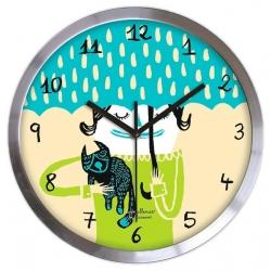 Rellotge paret Protecció