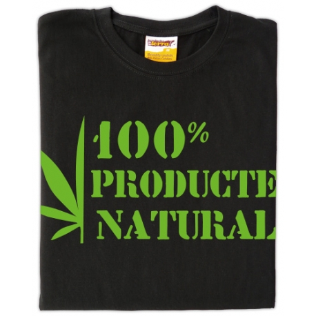 Samarreta 100% Natural
