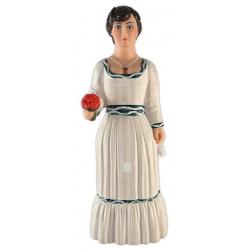 Figura de goma de la Geganta Maria de Badalona