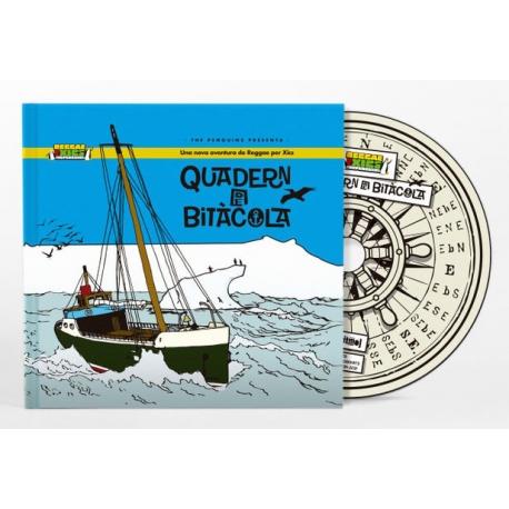 CD de Reggae per Xics Quadern de bitàcola