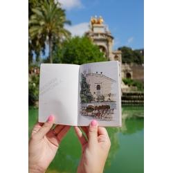 Passaport de la Ruta dels Dracs de Barcelona