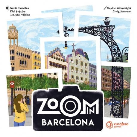 Joc Zoom In Barcelona
