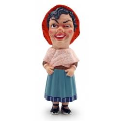 Figura de goma de la Mallorquina de Reus