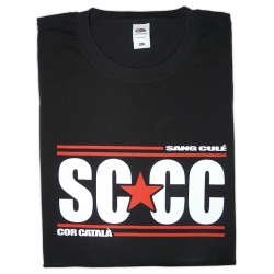 Samarreta Sang culé SCCC