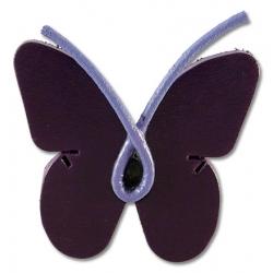 Pin papallona lila